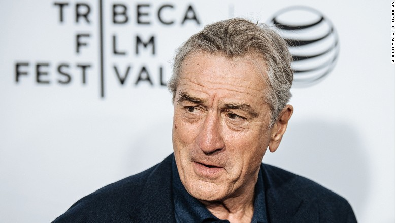 Robert de Niro Tribeca Film