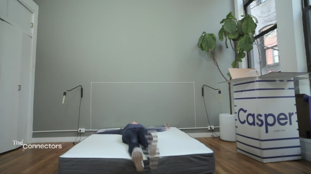 Casper wants to simplify the mattress buying experience