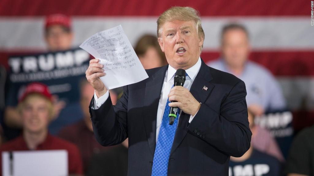 Debunking Trump's debt claim