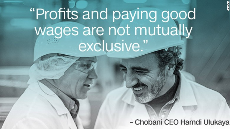 chobani ceo quote