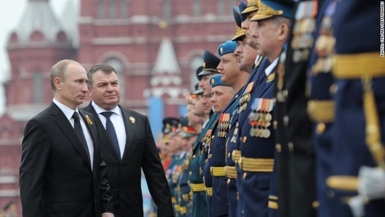Russia putin military