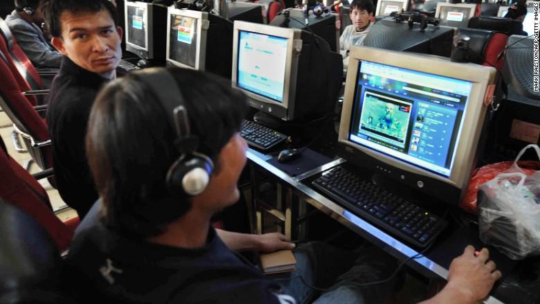 china internet censoship
