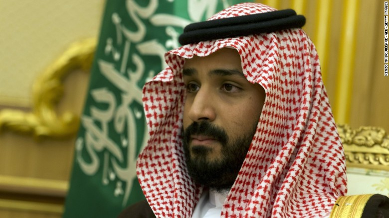 Saud Arabia Prince Mohammed bin Salman