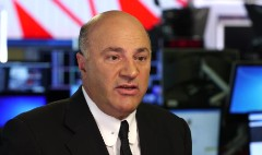Shark Tank's Mr. Wonderful to men: Run your companies more like women