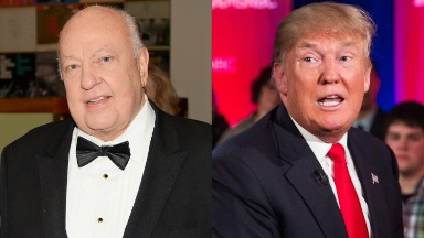 Roger Ailes helped pave the way for Trump's victory