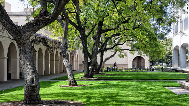 best bang for buck colleges 02 Caltech
