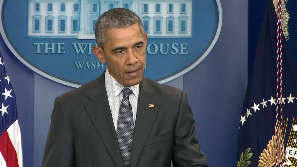 Obama on Panama Papers: Some rich are 'gaming the system'