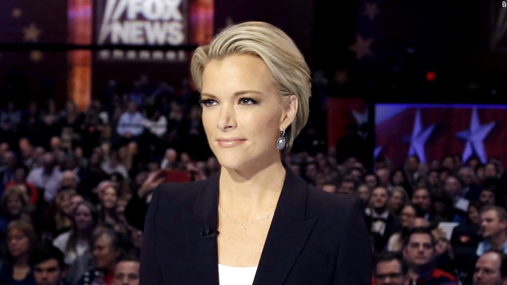 Megyn Kelly in 90 seconds