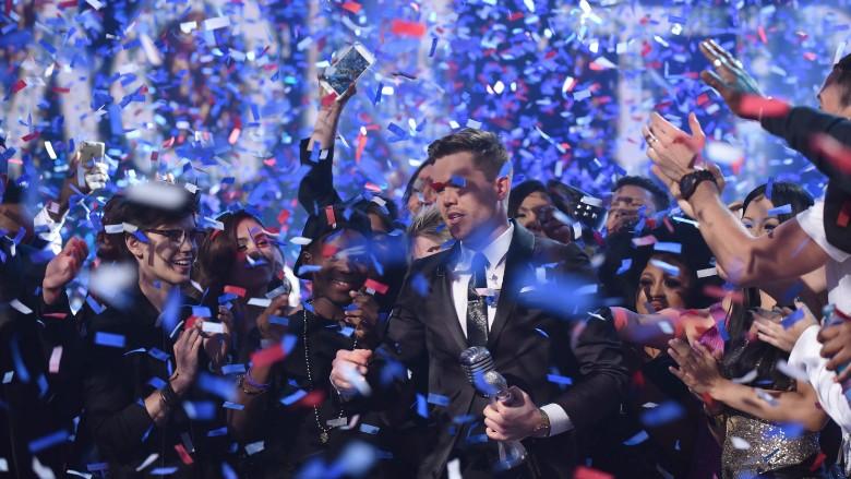american idol finale trent harmon