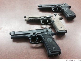 Beretta is opening new gun factory in Tennessee