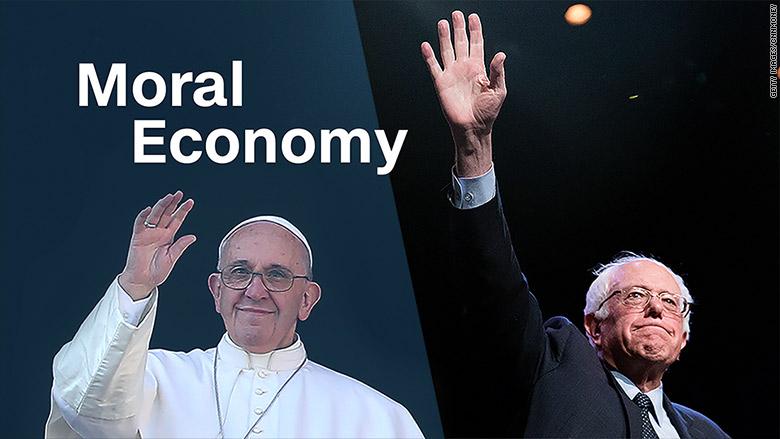 bernie pope moral economy