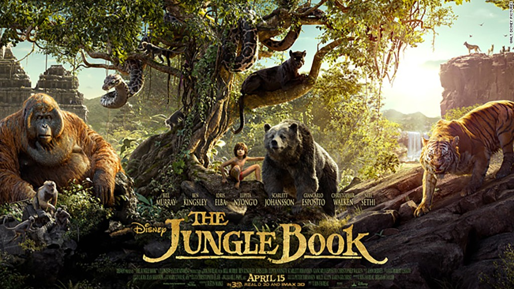 'The Jungle Book' is the latest Disney forgotten franchise