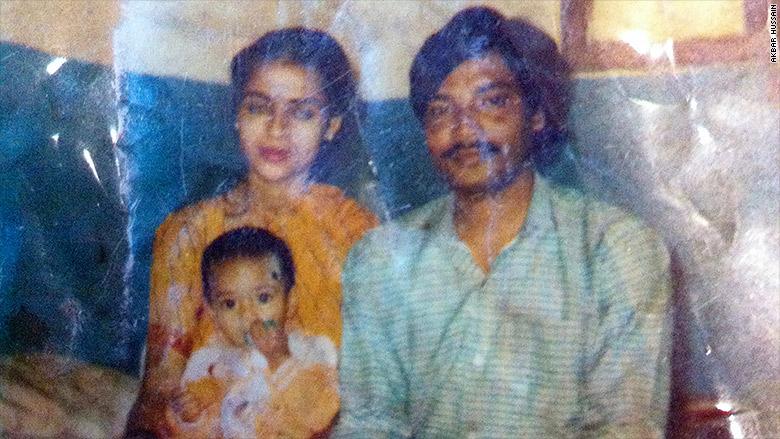 Akbar Hossain dad