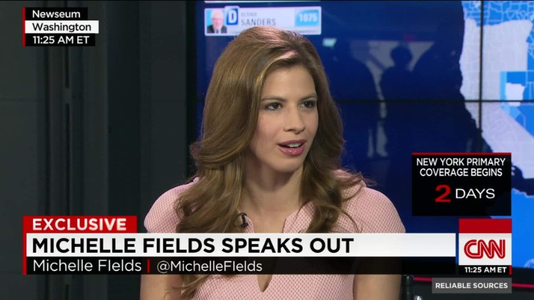 Michelle Fields to resume covering Donald Trump - for Huffington Post