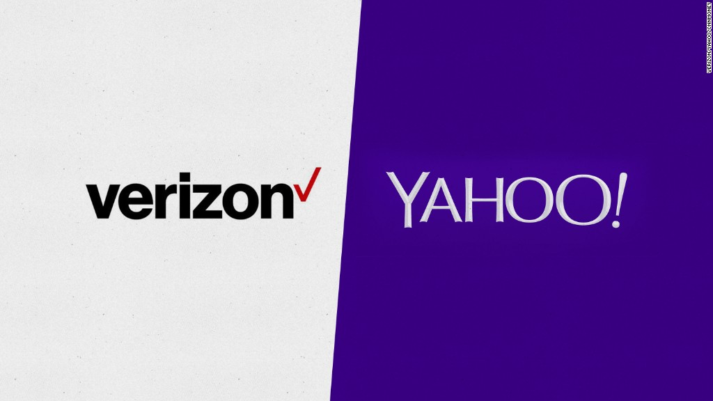 Verizon to buy Yahoo for $4.8 billion