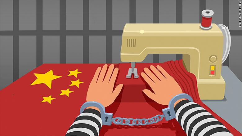 chinese prison labor