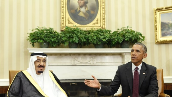 Saudi Arabia's money ties to the U.S. are massive...and murky