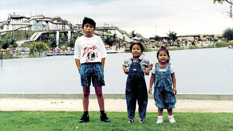denisse childhood photo 1