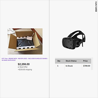511814108949 People who pre-ordered the Oculus Rift in late January expected to start  receiving the devices at the end of March. But due to component supply  problems
