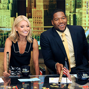 Kelly Ripa's sudden absence from 'Live' will last until at
