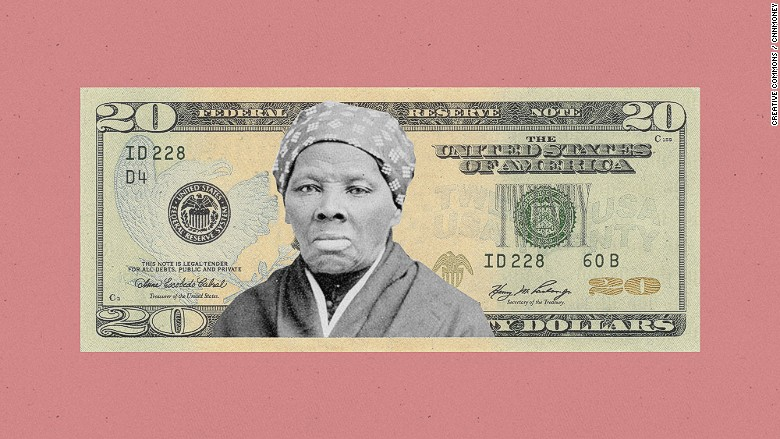 Harriet Tubman Will Be Face Of The 20