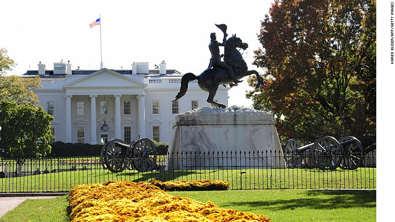 Andrew Jackson White House