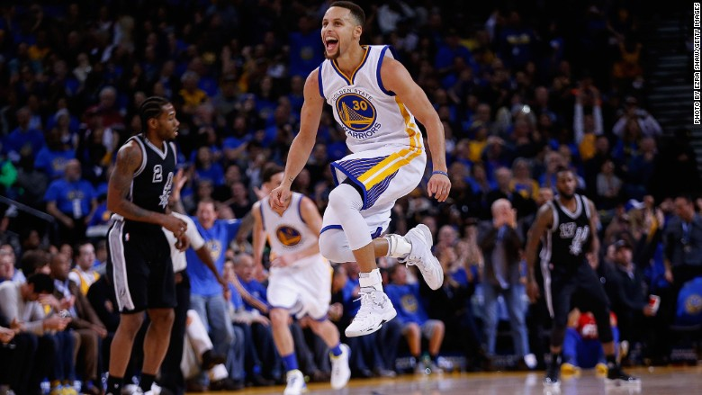 Steph Curry Under Armour sneakers