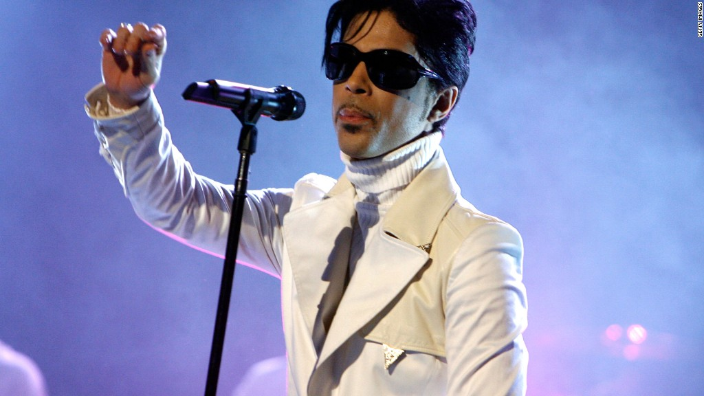 Songs you didn't know Prince wrote