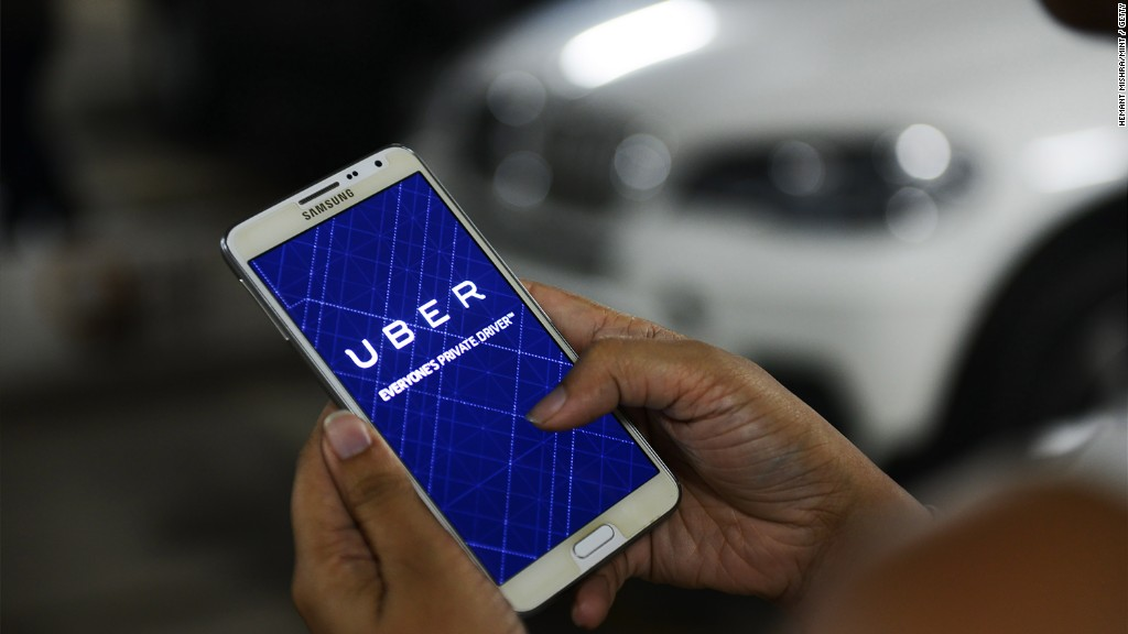 Making your Uber driver wait could cost you