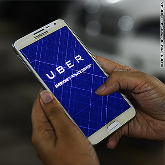 Uber tests $2 flat rate fares and edges closer to public transit
