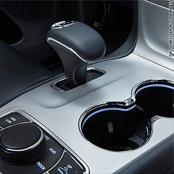 Gear shift confusion causes Chrysler recall