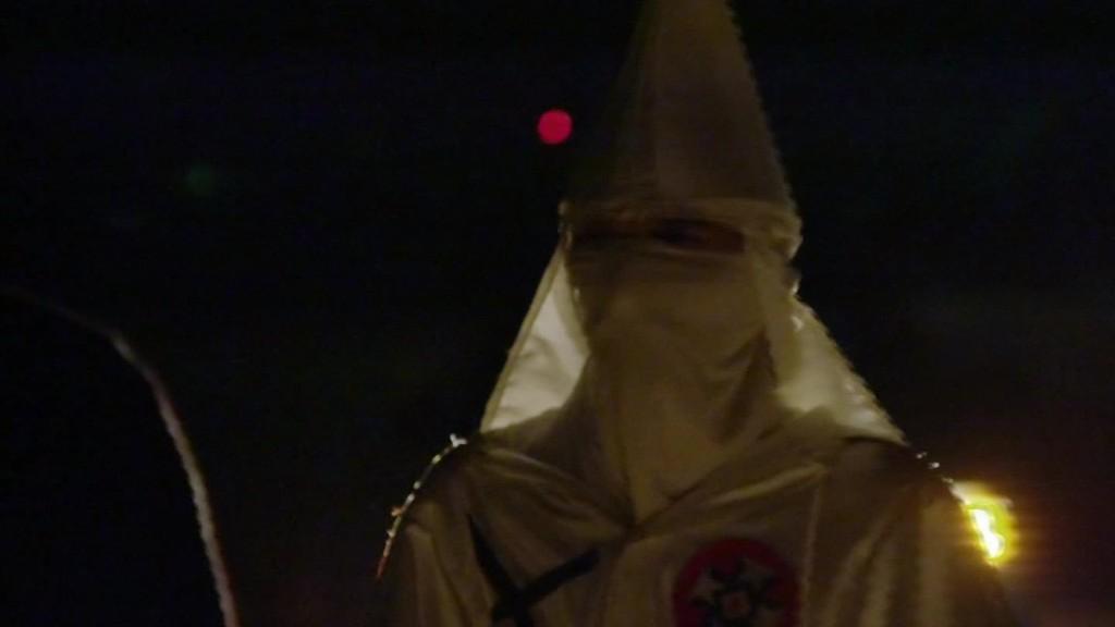 Comedian W. Kamau Bell meets KKK imperial wizard