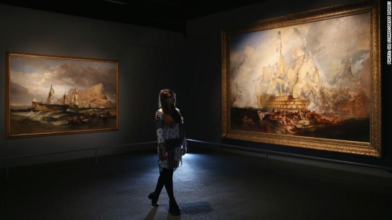 Turner paintings
