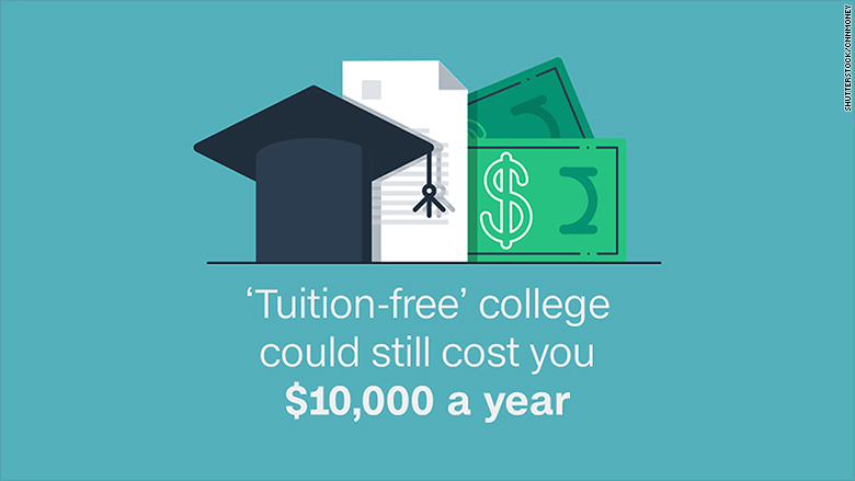 Private Student Loans >> 6 things to know about tuition-free college