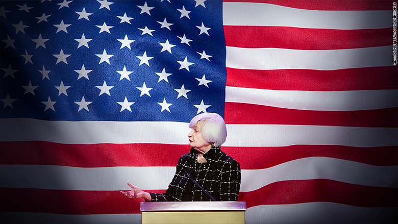 yellen election