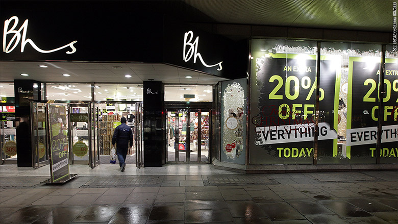BHS store 2