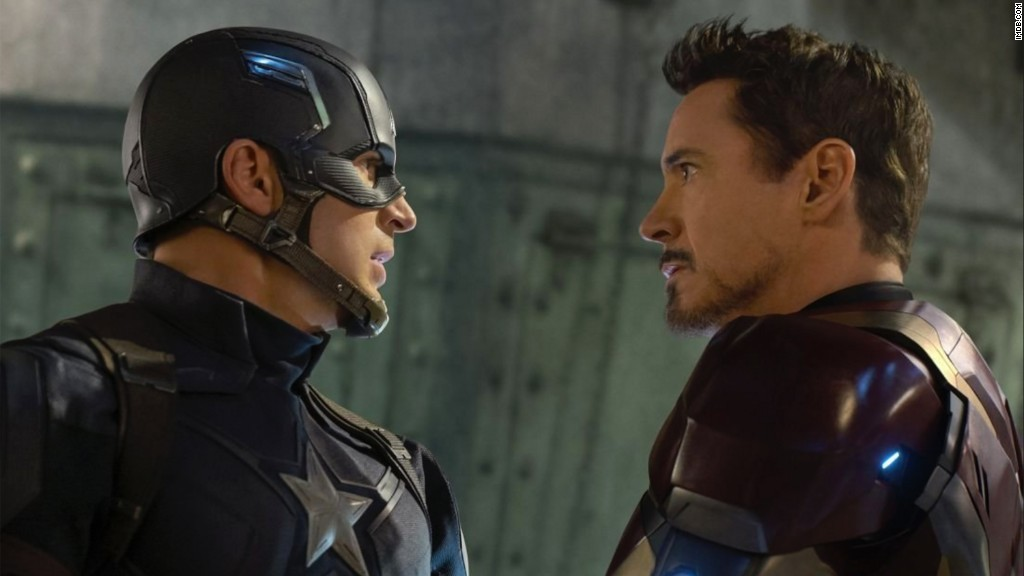 'Civil War' is about more than Captain America and Iron Man