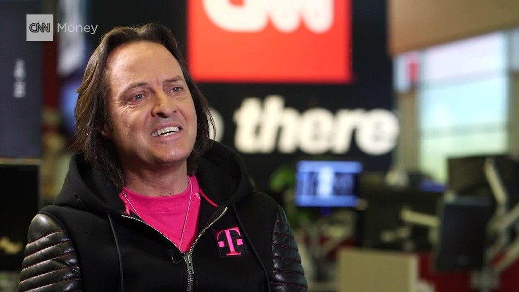 T-Mobile CEO: 'I'm vulgar, definitely'
