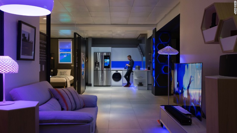 Want A Smart Home John Lewis Opens Store For Gadget