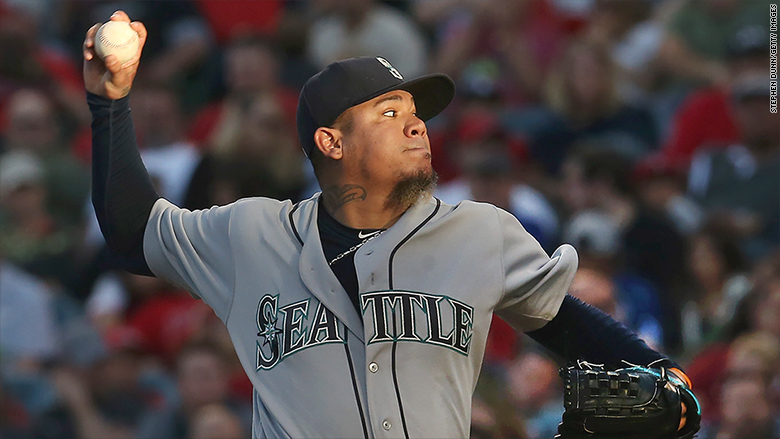 felix hernandez seattle mariners