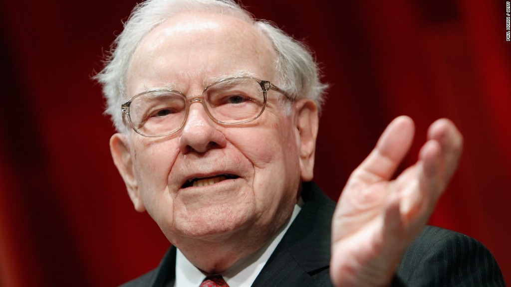 Berkshire Hathaway makes investment in Apple