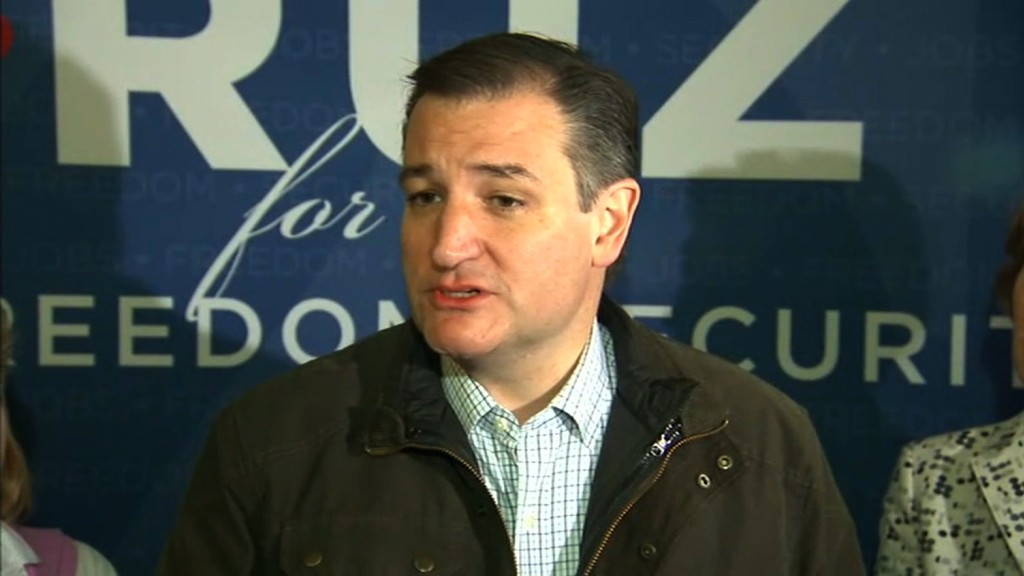 Ted Cruz: Donald Trump is a 'pathological liar'