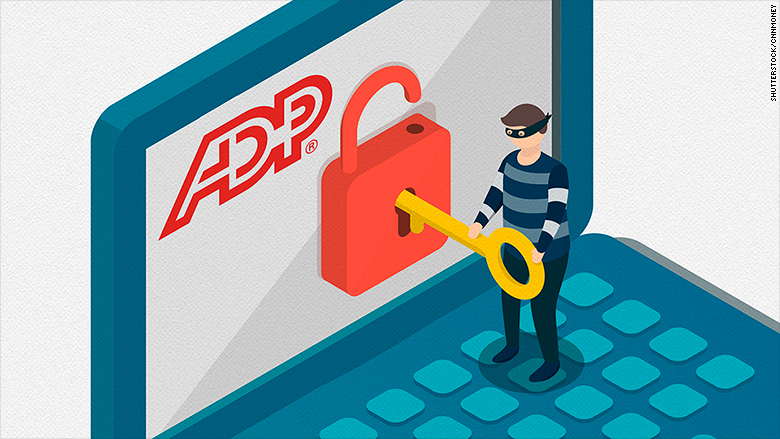 adp payroll data leacked