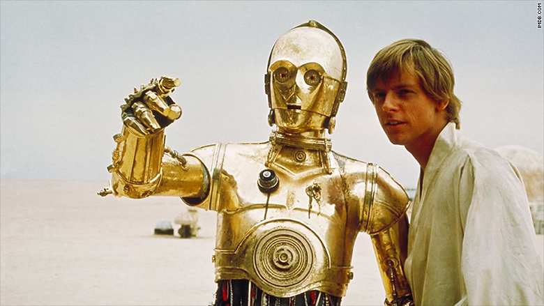 new hope luke c3po