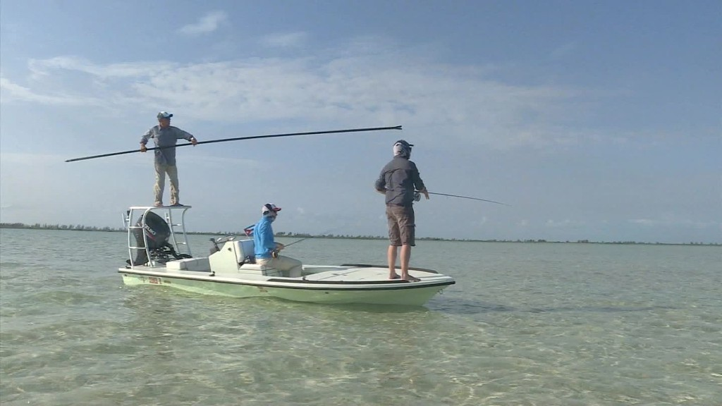 Orvis plans fishing trips to Cuba