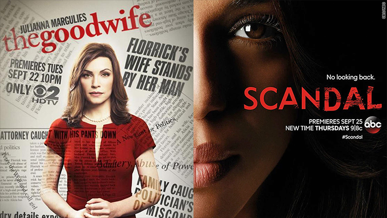 the good wife scandal