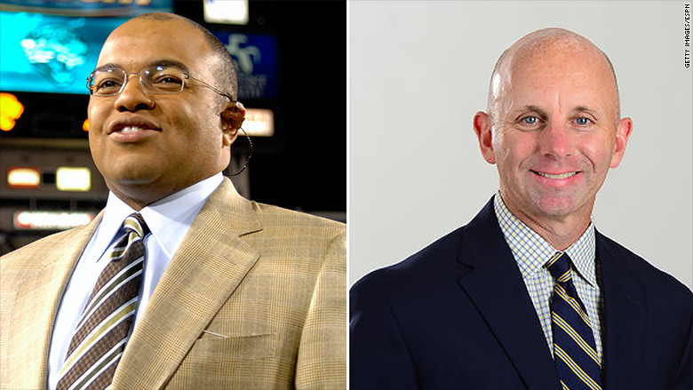 Mike Tirico Sean McDonough