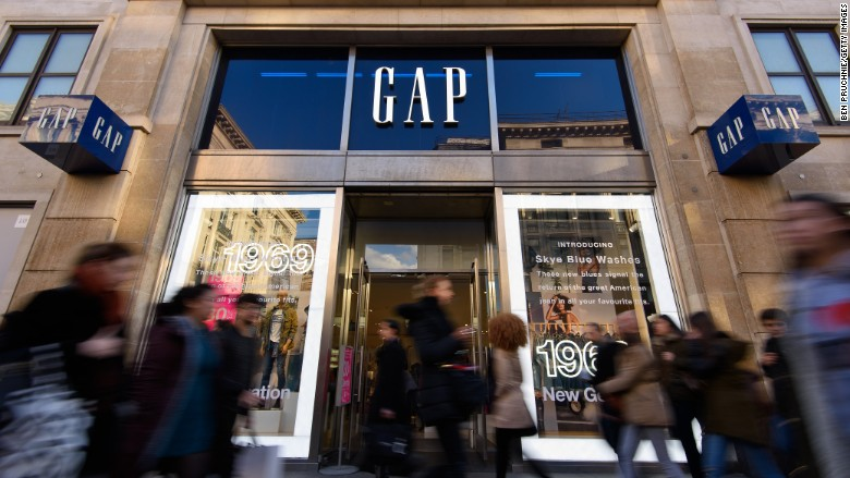gap retail store