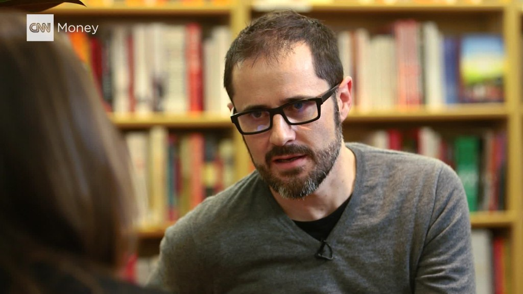 Twitter co-founder: My darkest moment