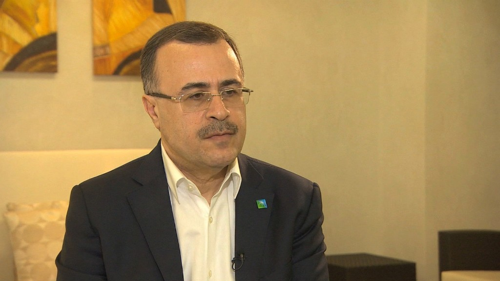 Saudi Aramco: IPO is 'vote of confidence'